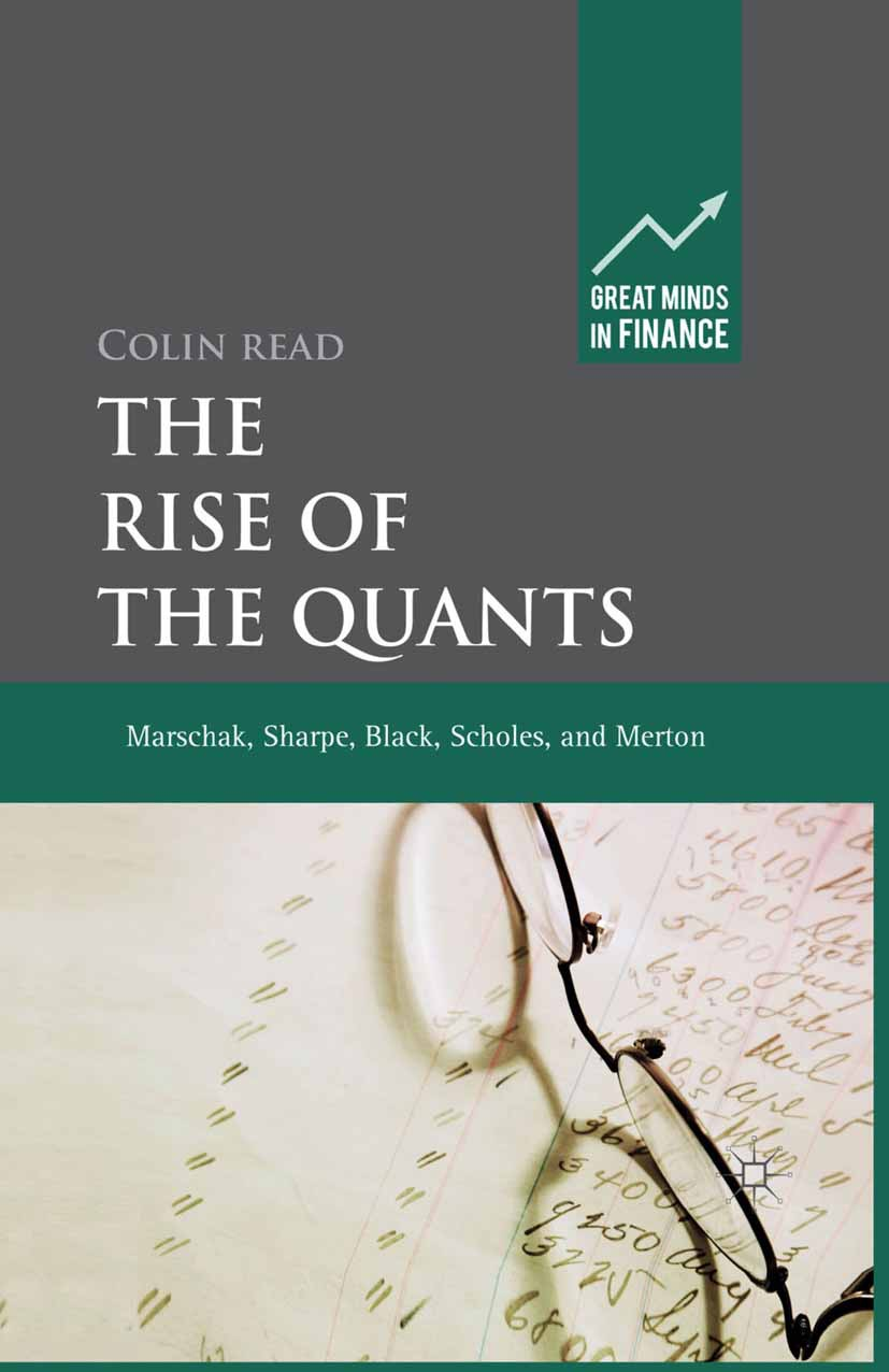 Read, Colin - The Rise of the Quants, e-kirja