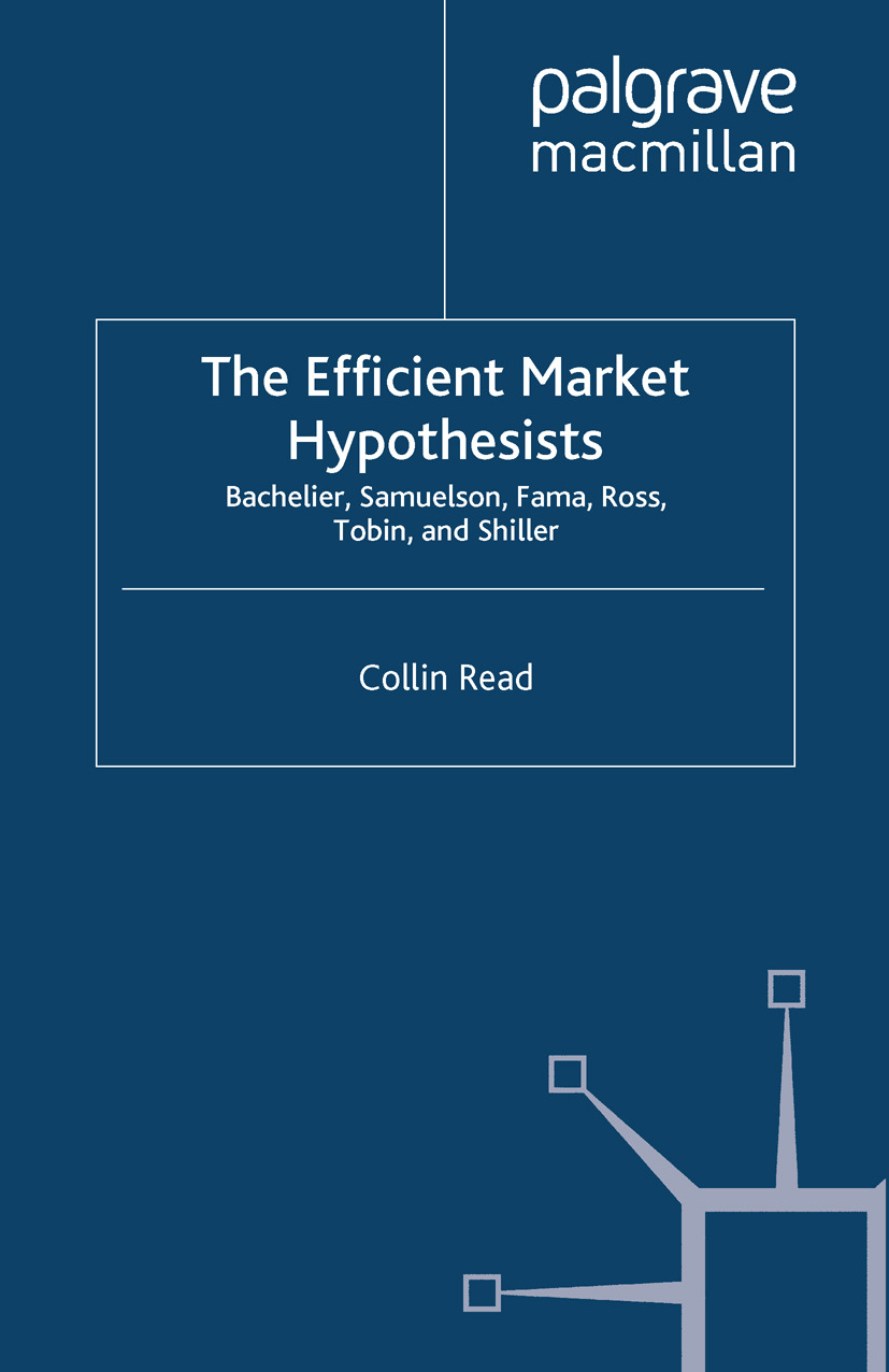 Read, Colin - The Efficient Market Hypothesists, ebook