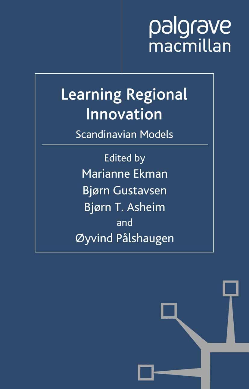 Asheim, Bjørn T. - Learning Regional Innovation, ebook