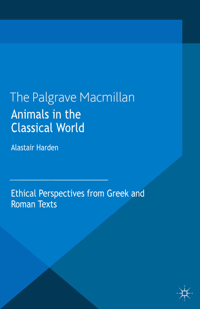 Harden, Alastair - Animals in the Classical World, ebook