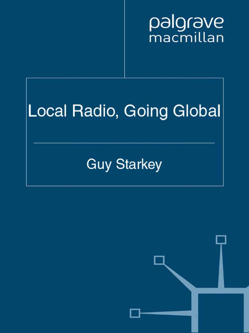 Starkey, Guy - Local Radio, Going Global, ebook