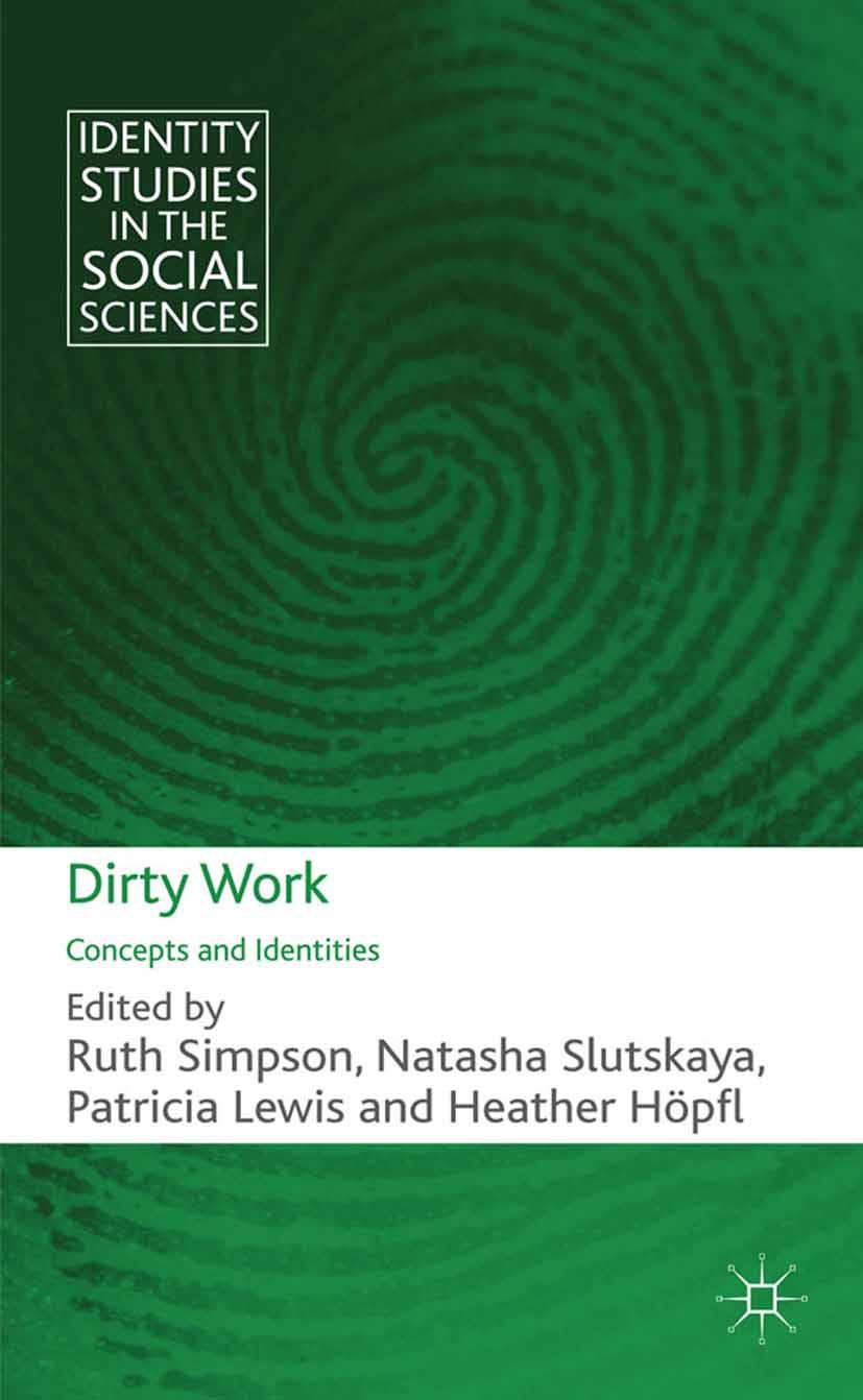 Höpfl, Heather - Dirty Work, ebook