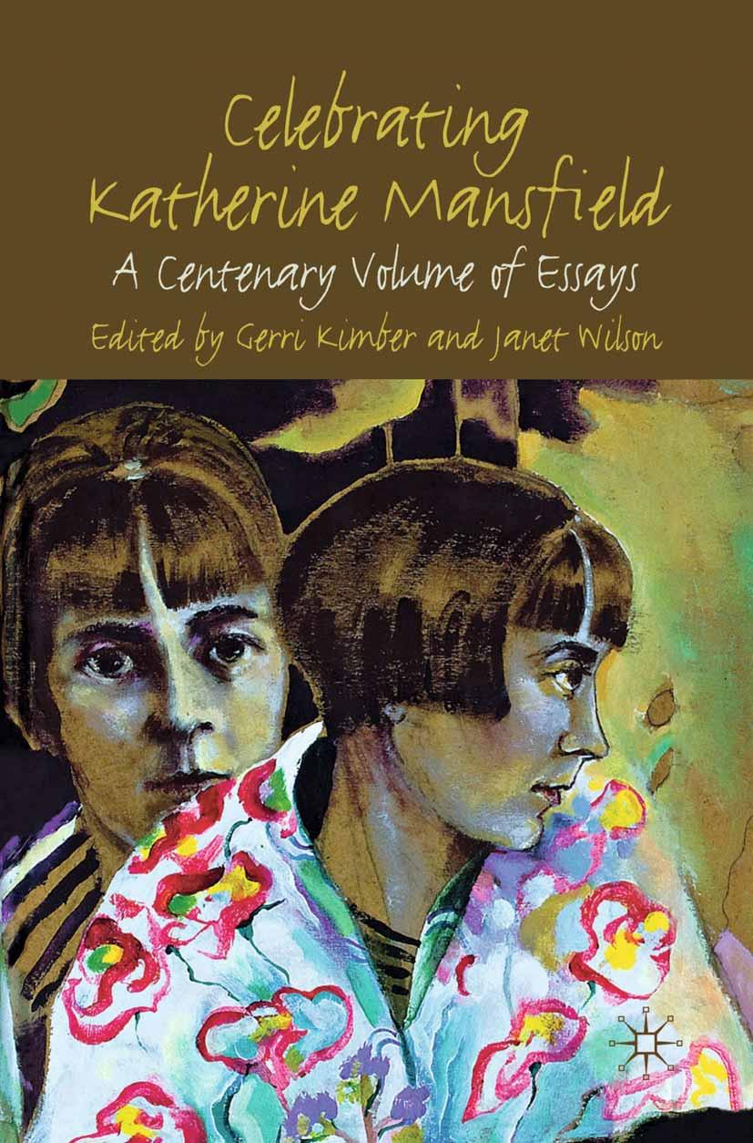 Kimber, Gerri - Celebrating Katherine Mansfield, ebook