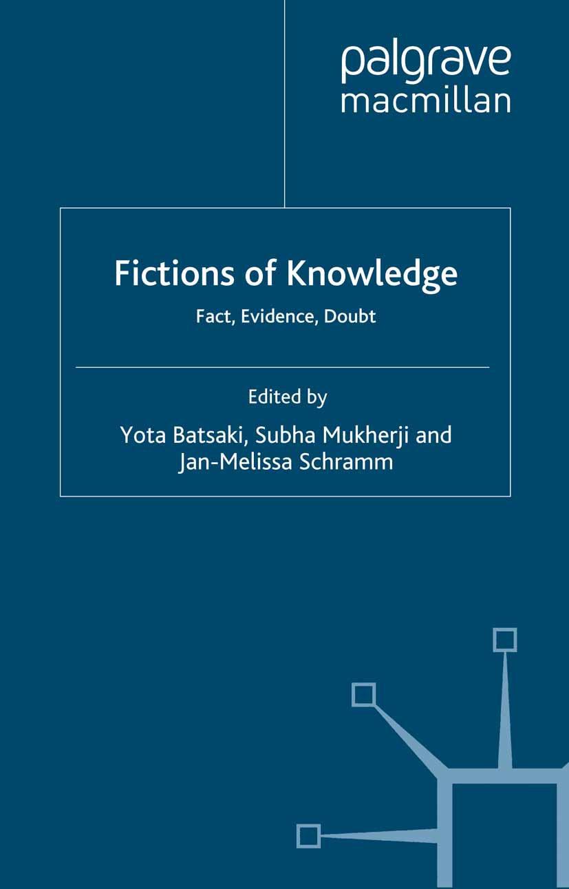 Batsaki, Yota - Fictions of Knowledge, ebook