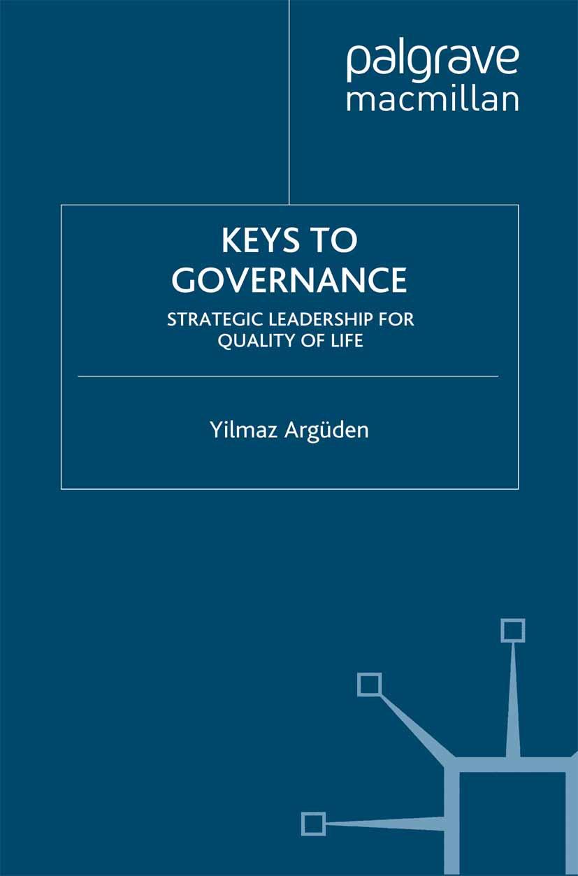 Argüden, Yılmaz - Keys to Governance, ebook