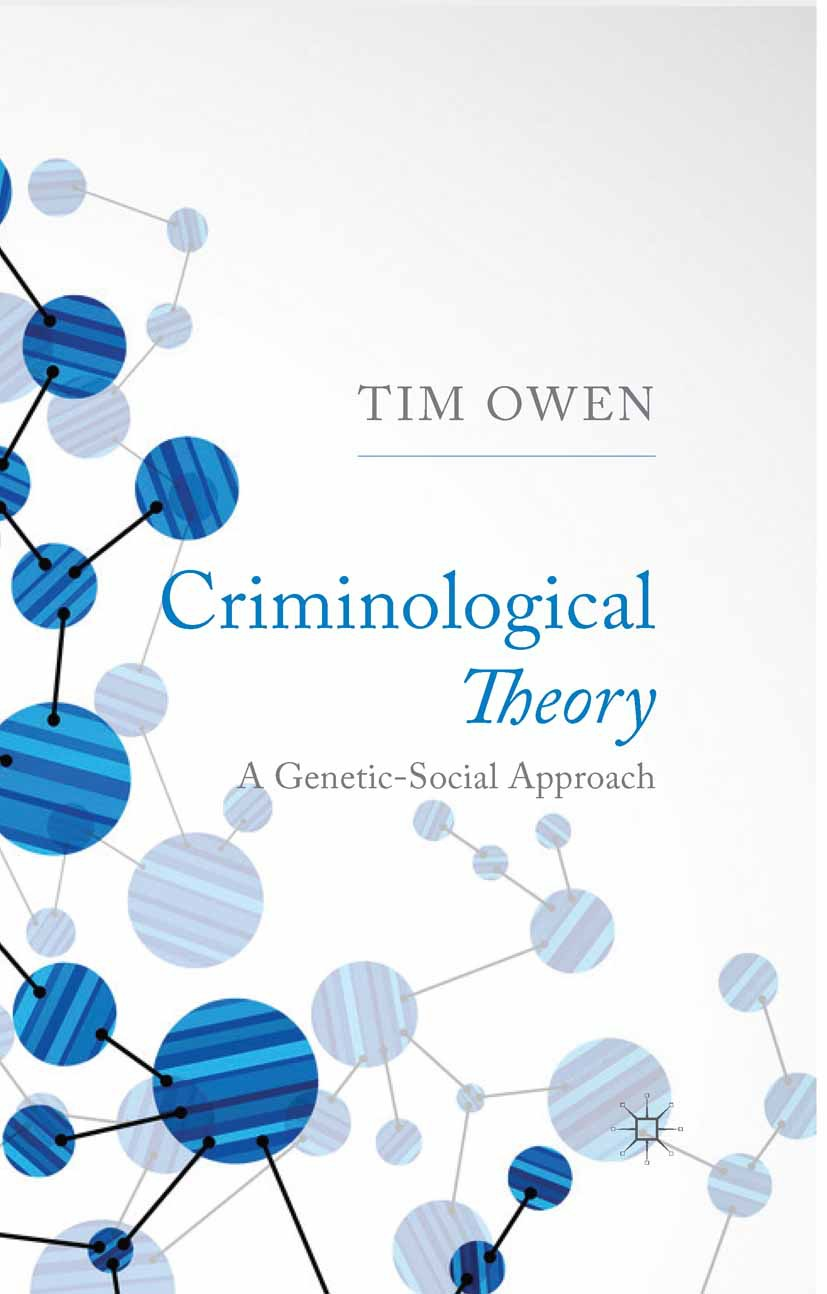 Owen, Tim - Criminological Theory, ebook
