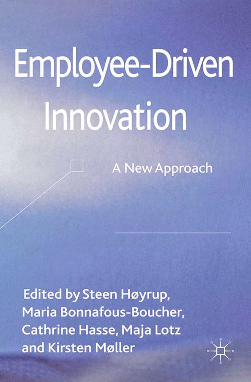 Bonnafous-Boucher, Maria - Employee-Driven Innovation, ebook