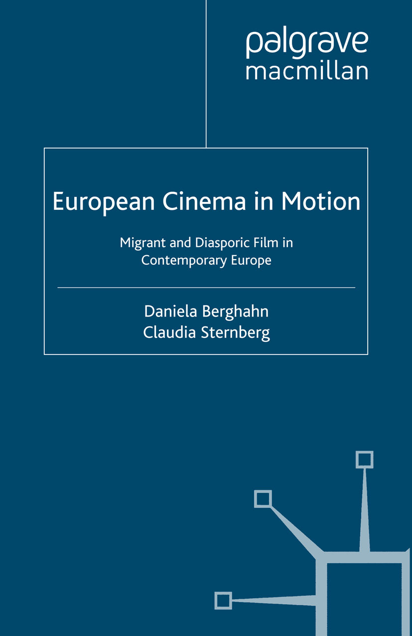 Berghahn, Daniela - European Cinema in Motion, ebook