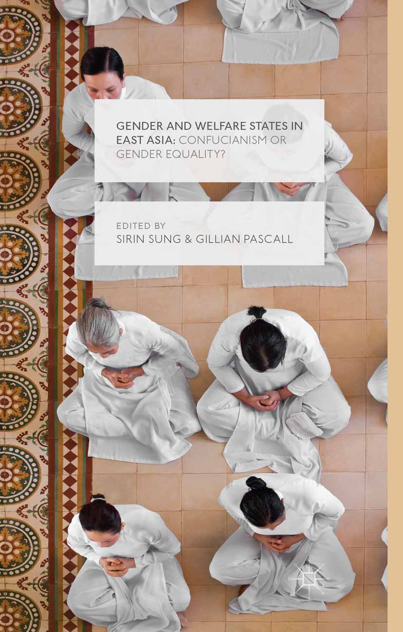 Pascall, Gillian - Gender and Welfare States in East Asia, ebook