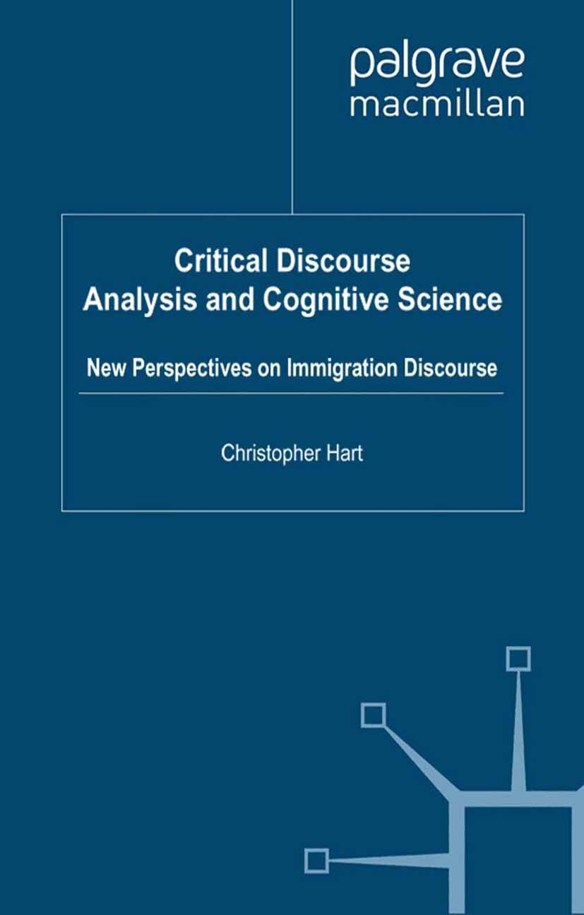 Hart, Christopher - Critical Discourse Analysis and Cognitive Science, ebook