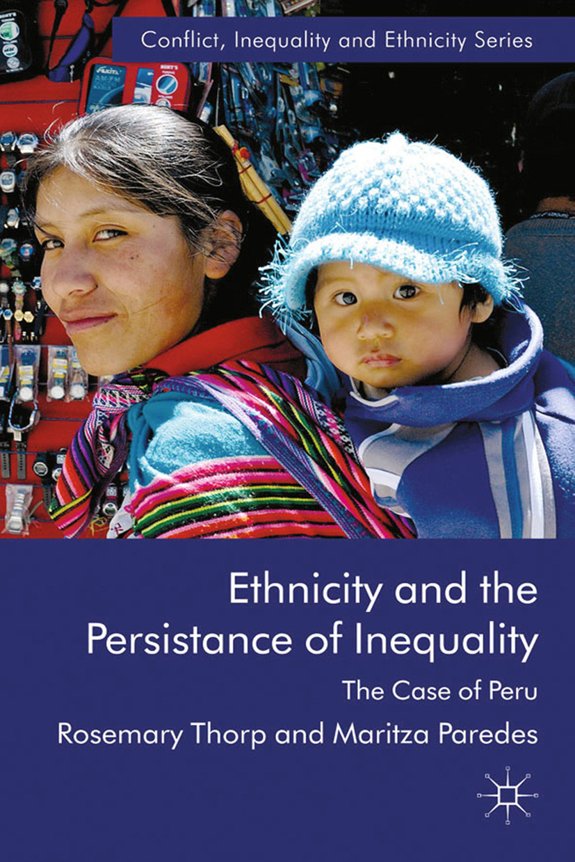 Paredes, Maritza - Ethnicity and the Persistence of Inequality, ebook
