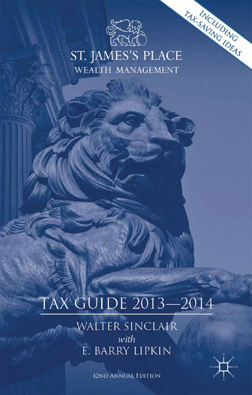 Lipkin, Barry - Tax Guide 2013–2014, ebook