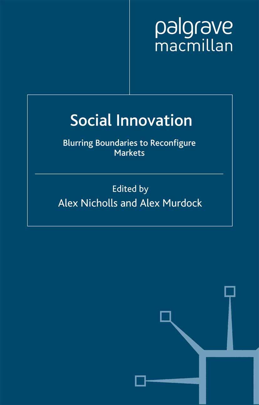 Murdock, Alex - Social Innovation, ebook