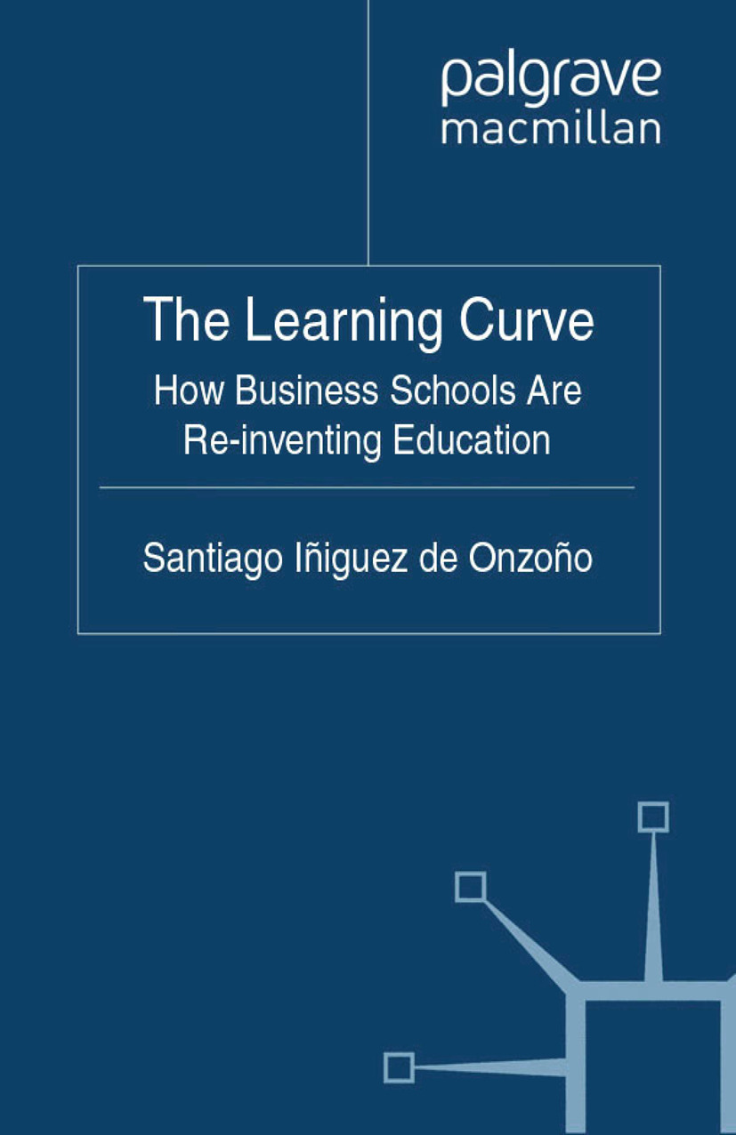 Onzoño, Santiago Iñiguez - The Learning Curve, ebook