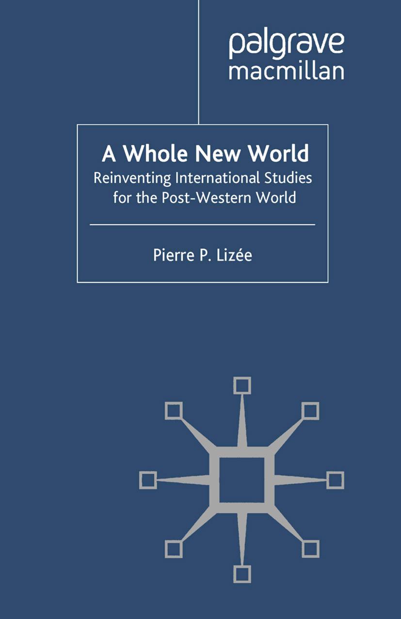 Lizée, Pierre P. - A Whole New World, ebook
