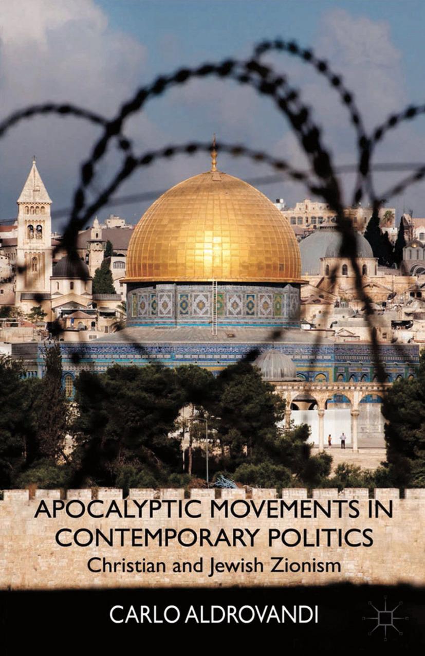 Aldrovandi, Carlo - Apocalyptic Movements in Contemporary Politics, ebook