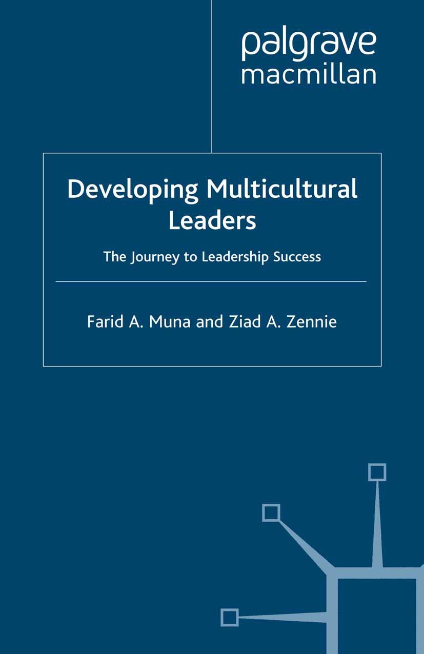 Muna, Farid A. - Developing Multicultural Leaders, e-bok