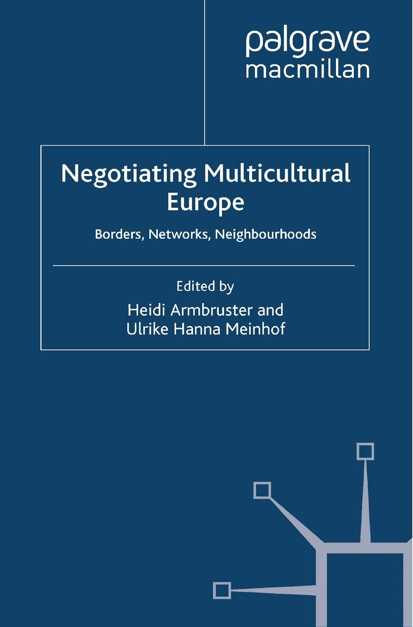 Armbruster, Heidi - Negotiating Multicultural Europe, ebook