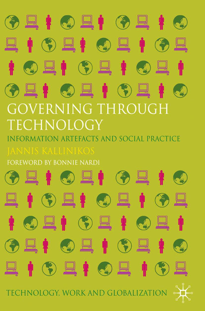 Kallinikos, Jannis - Governing through Technology, ebook