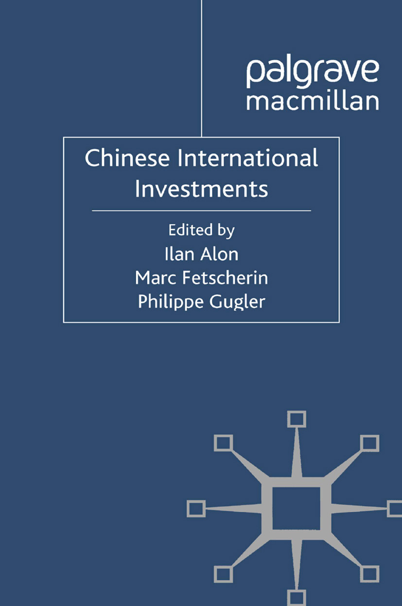 Alon, Ilan - Chinese International Investments, ebook