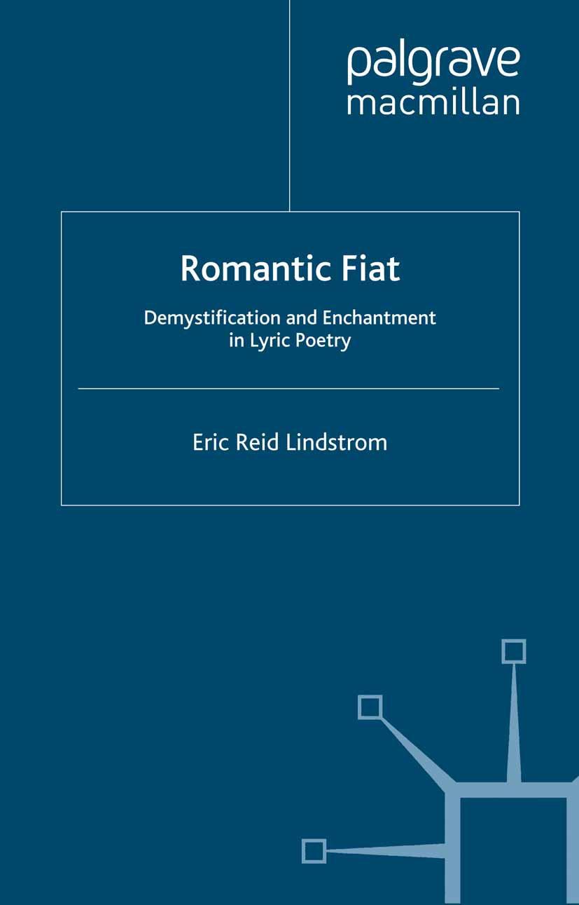 Lindstrom, Eric Reid - Romantic Fiat, ebook