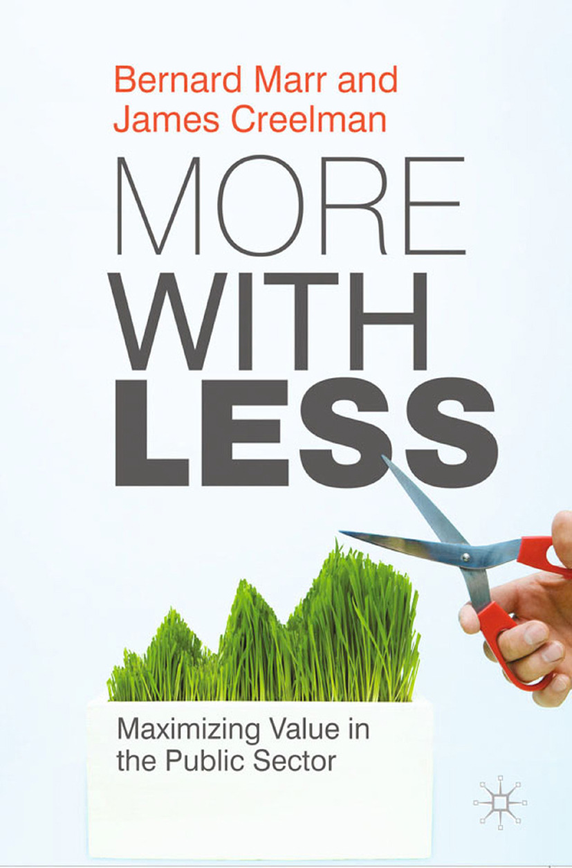 Creelman, James - More with Less, ebook