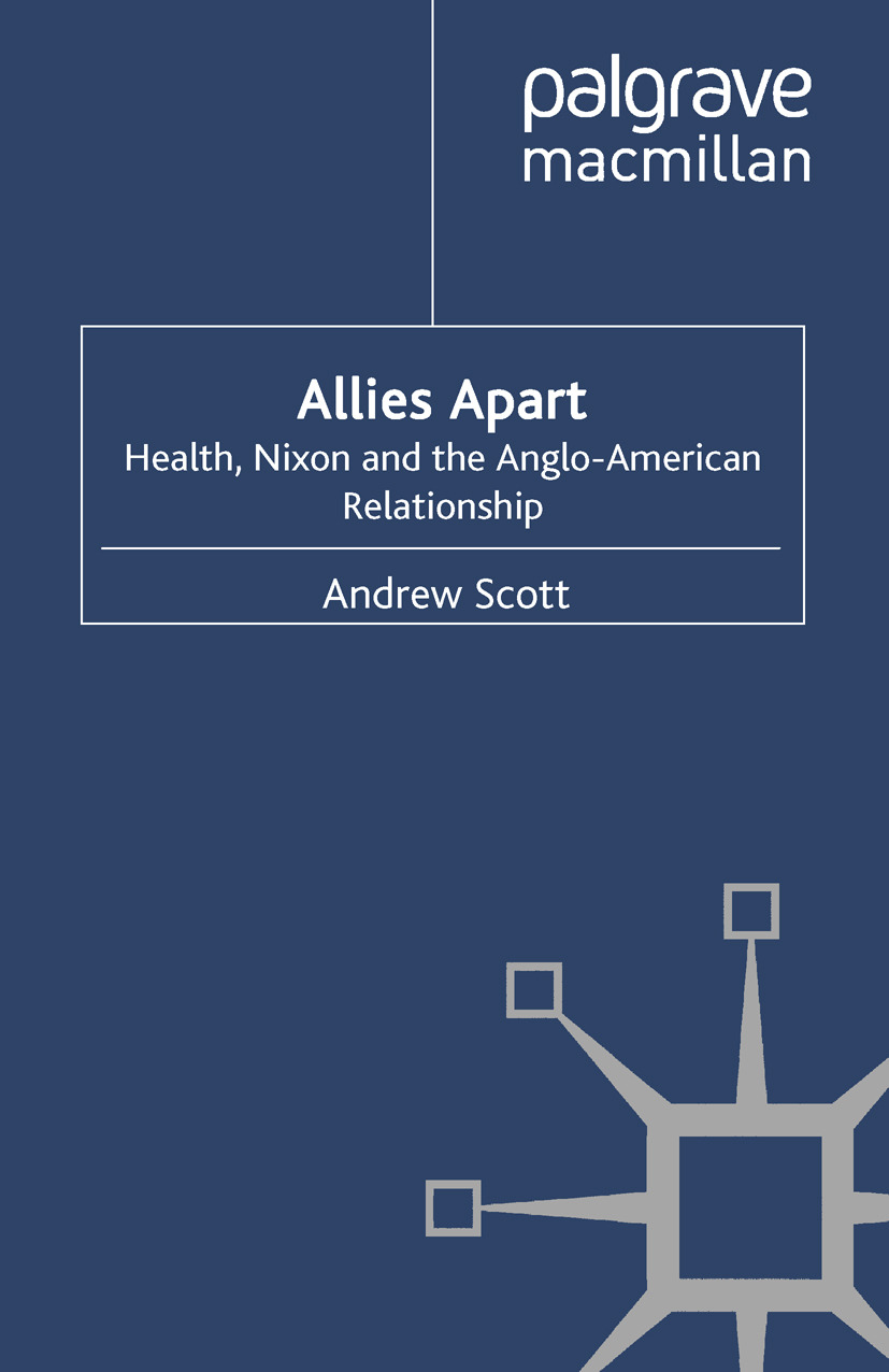 Scott, Andrew - Allies Apart, ebook