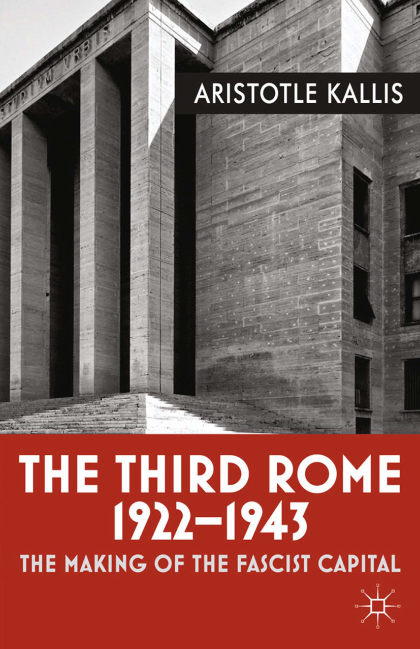 Kallis, Aristotle - The Third Rome, 1922–1943, ebook