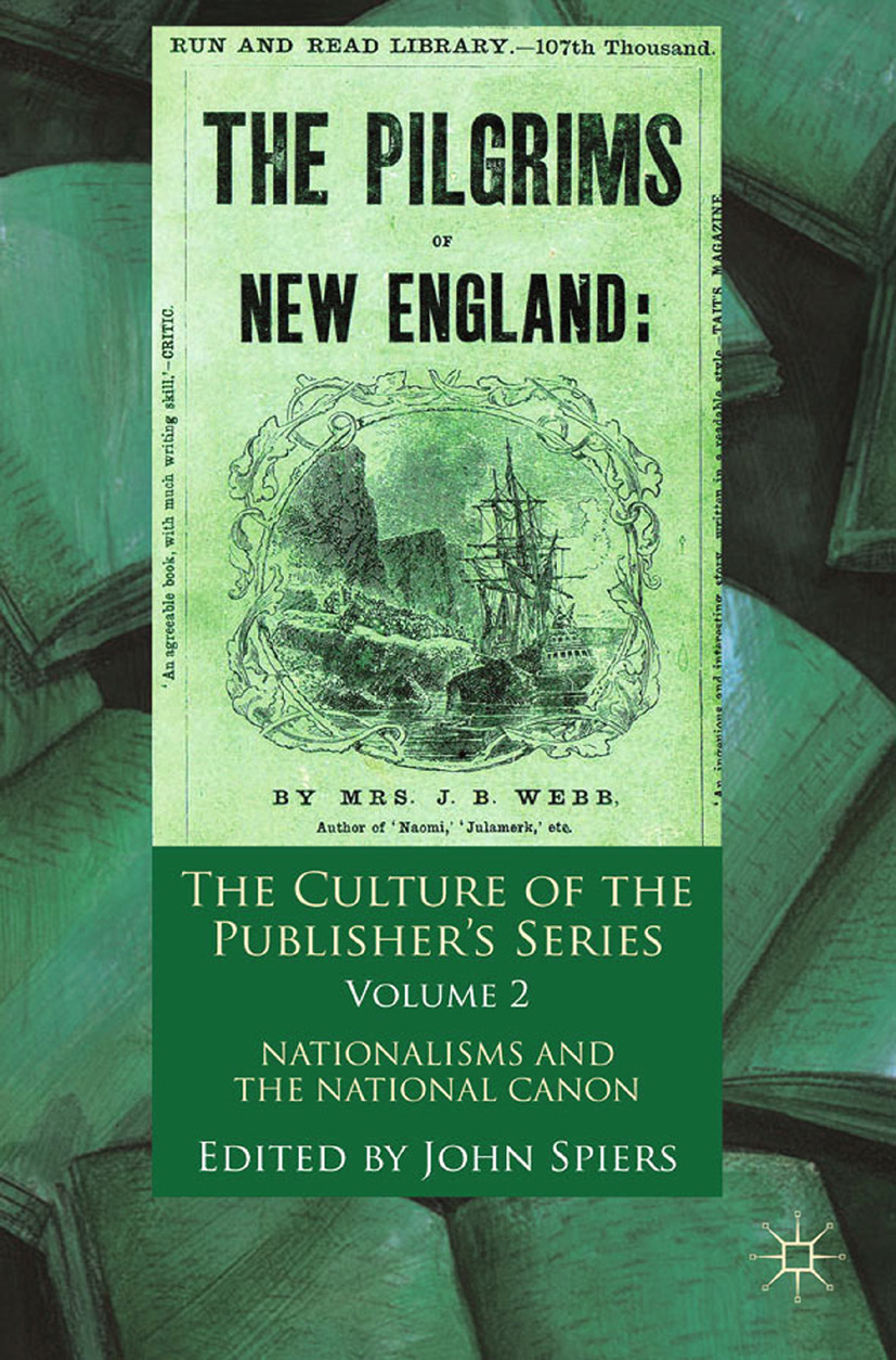 Spiers, John - The Culture of the Publisher's Series, Volume Two, ebook