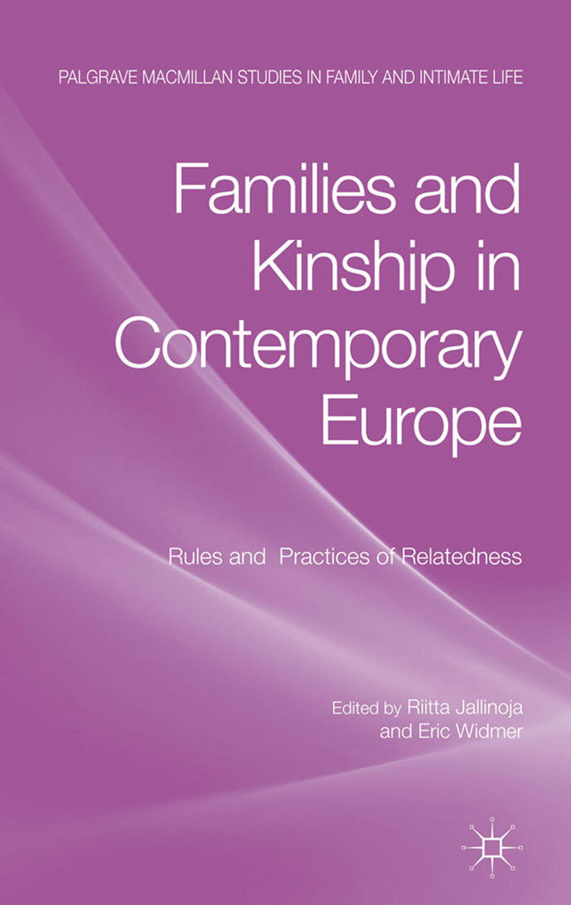 Jallinoja, Riitta - Families and Kinship in Contemporary Europe, ebook