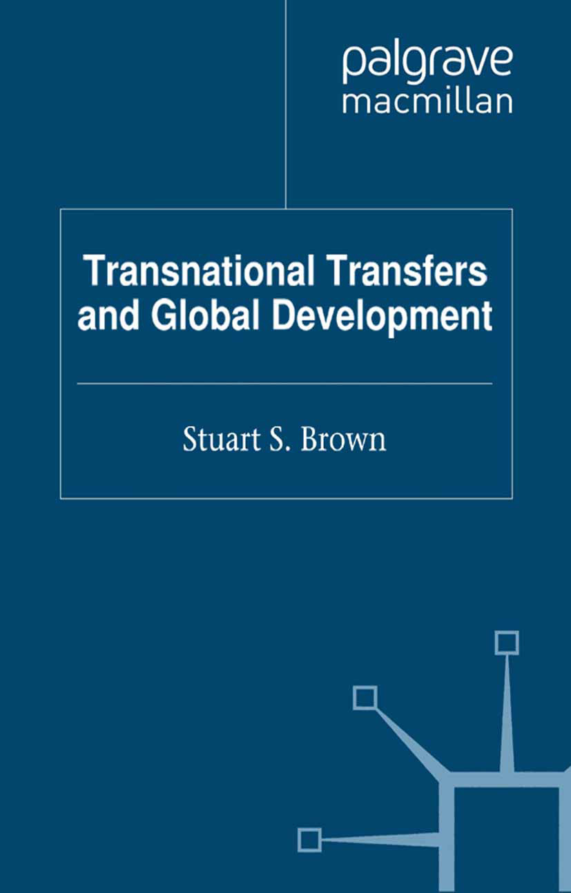 Brown, Stuart S. - Transnational Transfers and Global Development, ebook