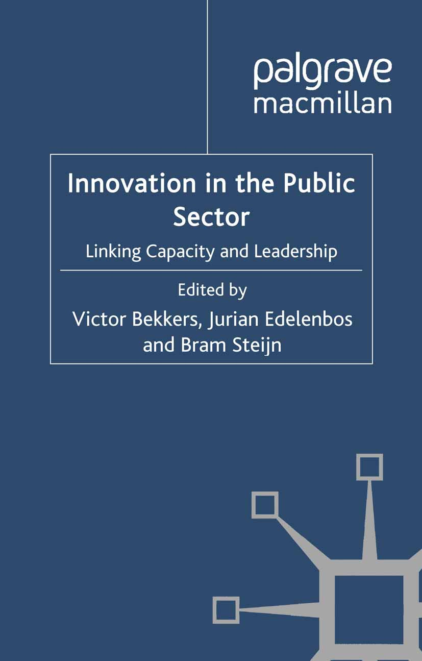 Bekkers, Victor - Innovation in the Public Sector, ebook