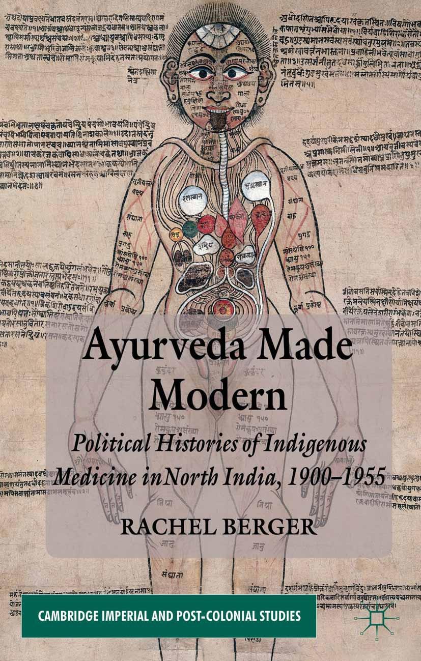 Berger, Rachel - Ayurveda Made Modern, ebook