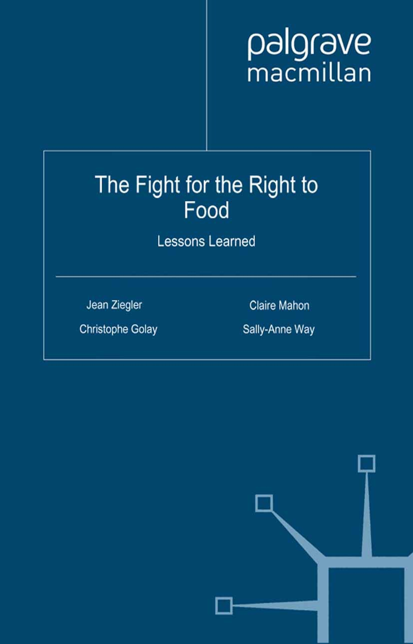 Golay, Christophe - The Fight for the Right to Food, ebook