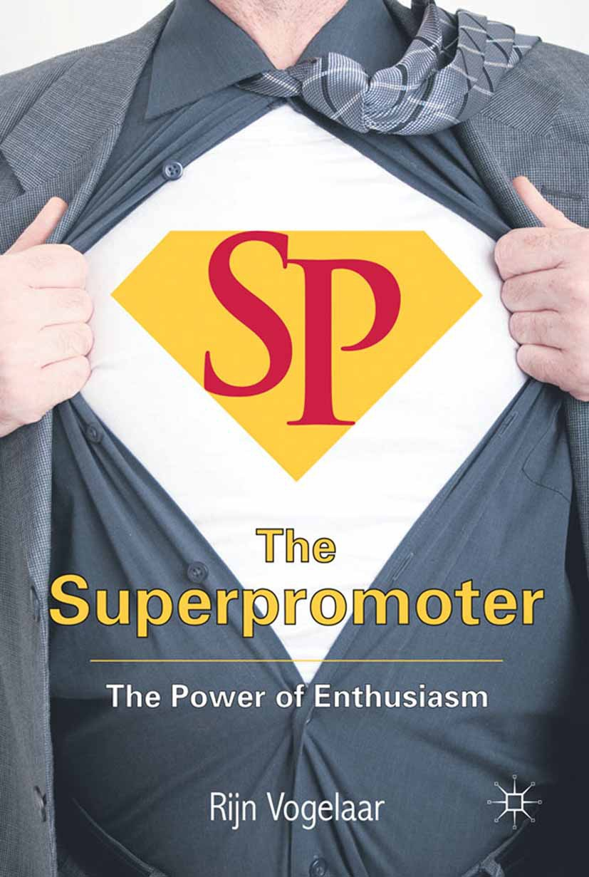 Vogelaar, Rijn - The Superpromoter, ebook