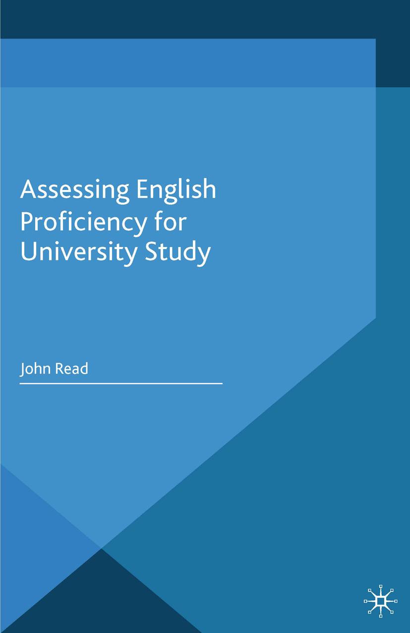 Read, John - Assessing English Proficiency for University Study, ebook