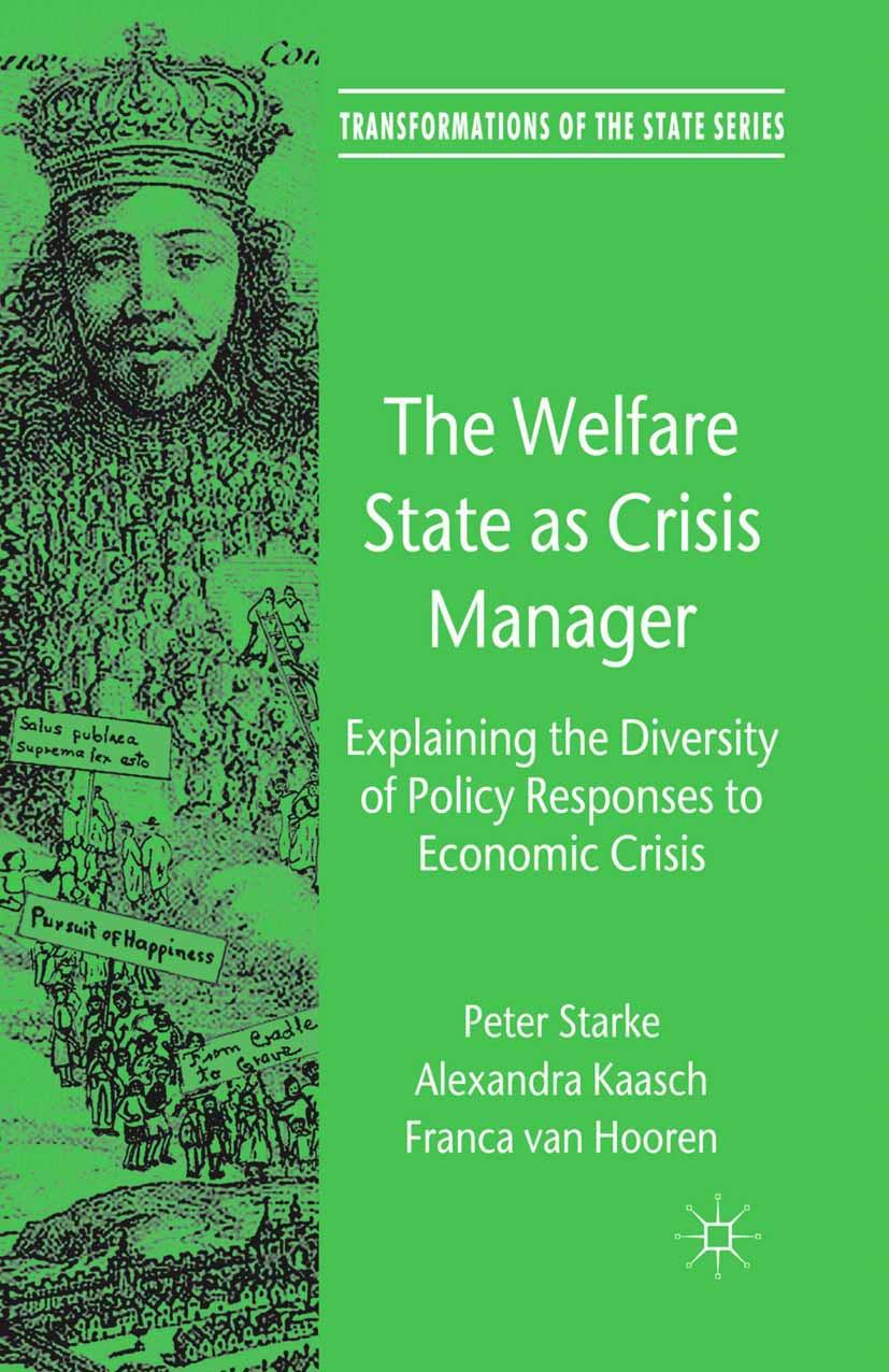 Hooren, Franca - The Welfare State as Crisis Manager, ebook