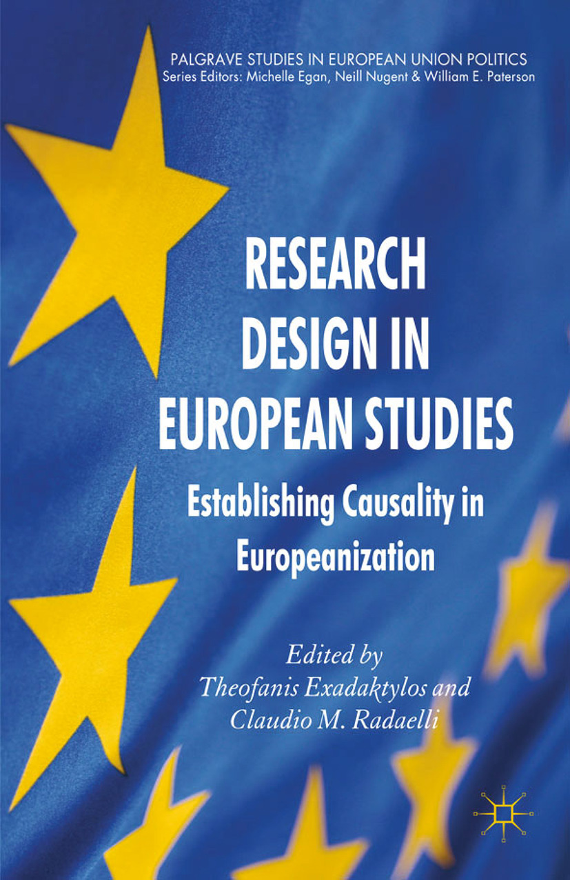Exadaktylos, Theofanis - Research Design in European Studies, ebook