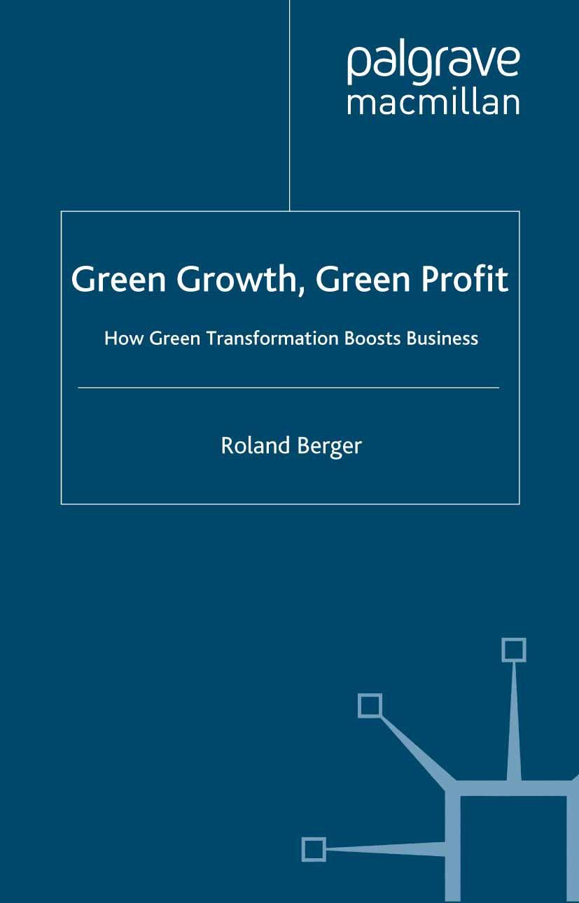Berger, Roland - Green Growth, Green Profit, ebook