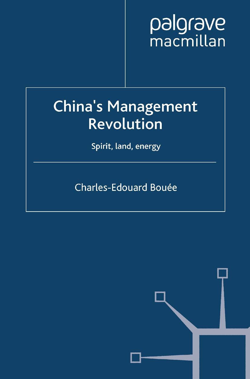 Bouée, Charles-Edouard - China's Management Revolution, ebook
