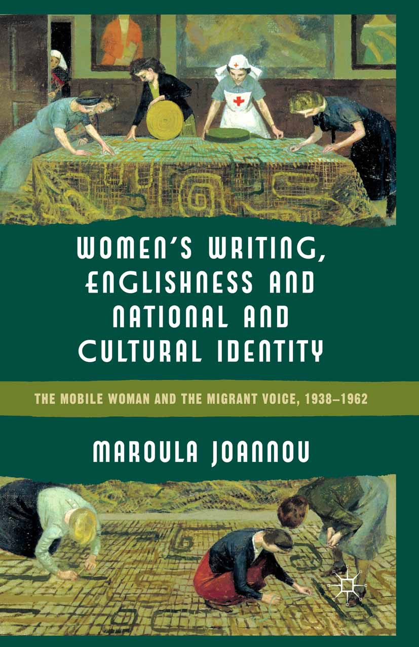 Joannou, Maroula - Women's Writing, Englishness and National and Cultural Identity, ebook
