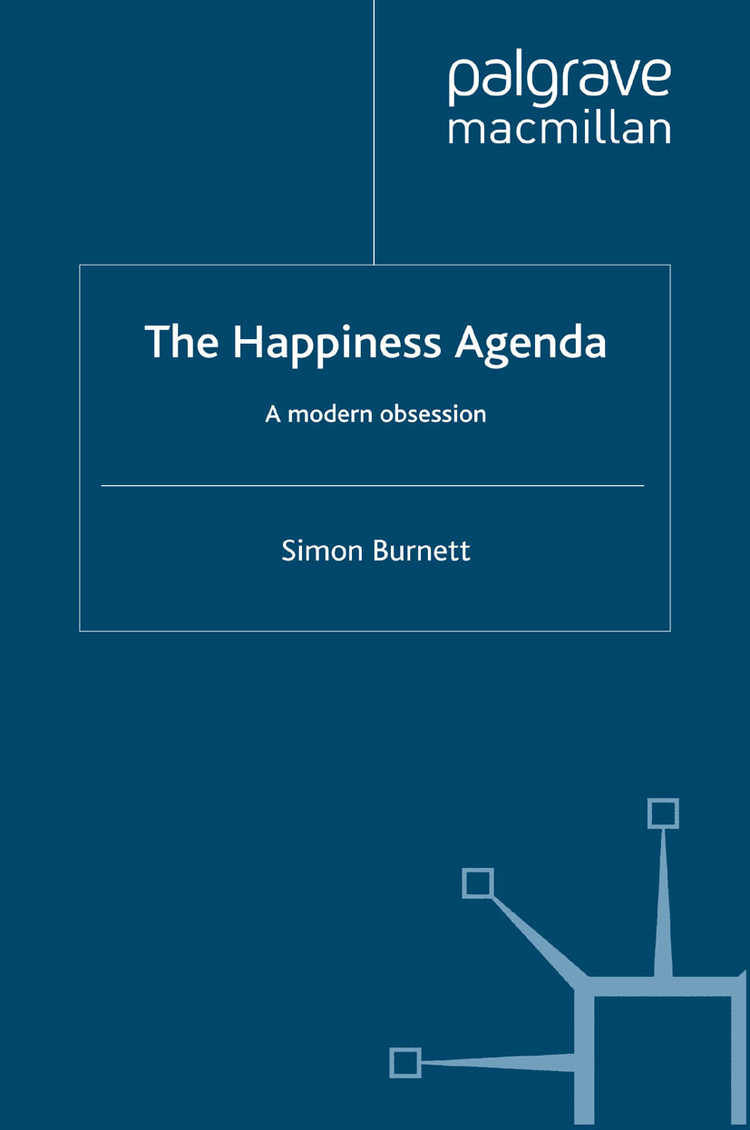 Burnett, Simon - The Happiness Agenda, ebook