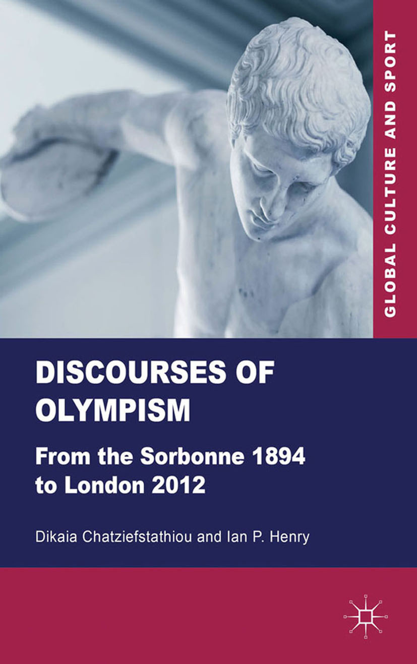 Chatziefstathiou, Dikaia - Discourses of Olympism, ebook