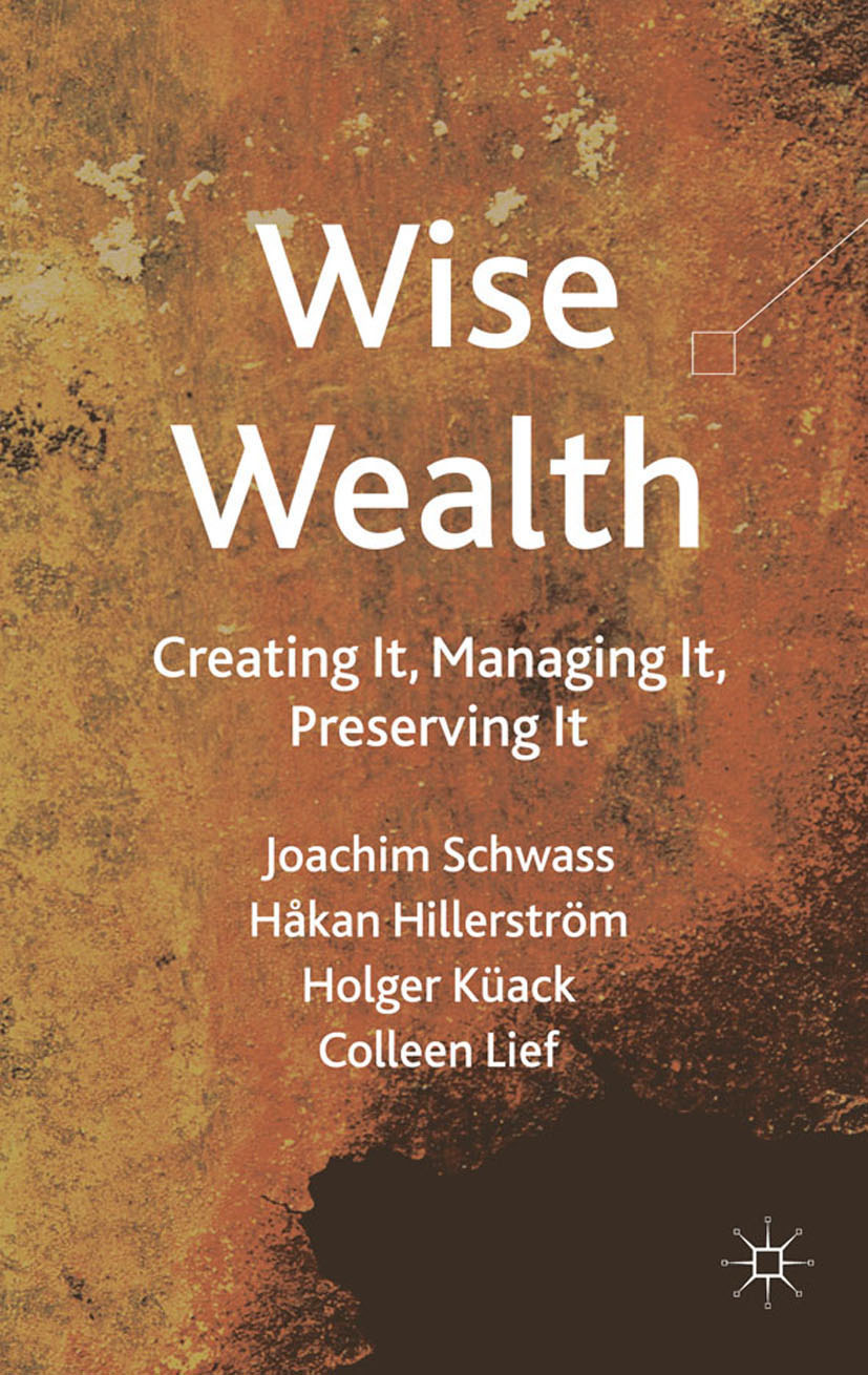 Hillerström, Håkan - Wise Wealth, ebook