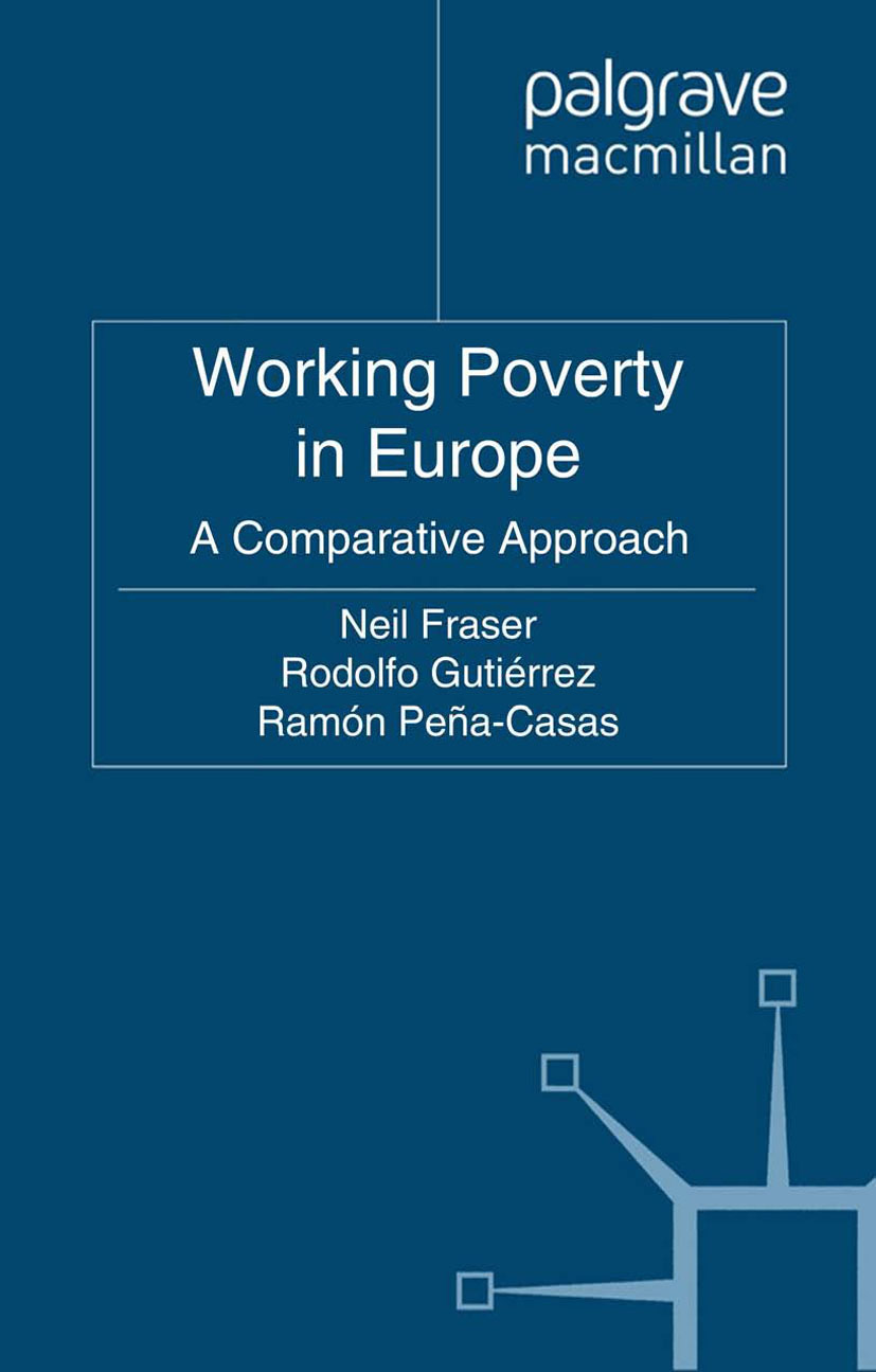 Fraser, Neil - Working Poverty in Europe, ebook