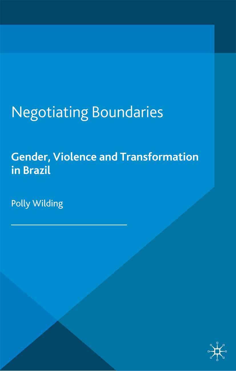 Wilding, Polly - Negotiating Boundaries, ebook