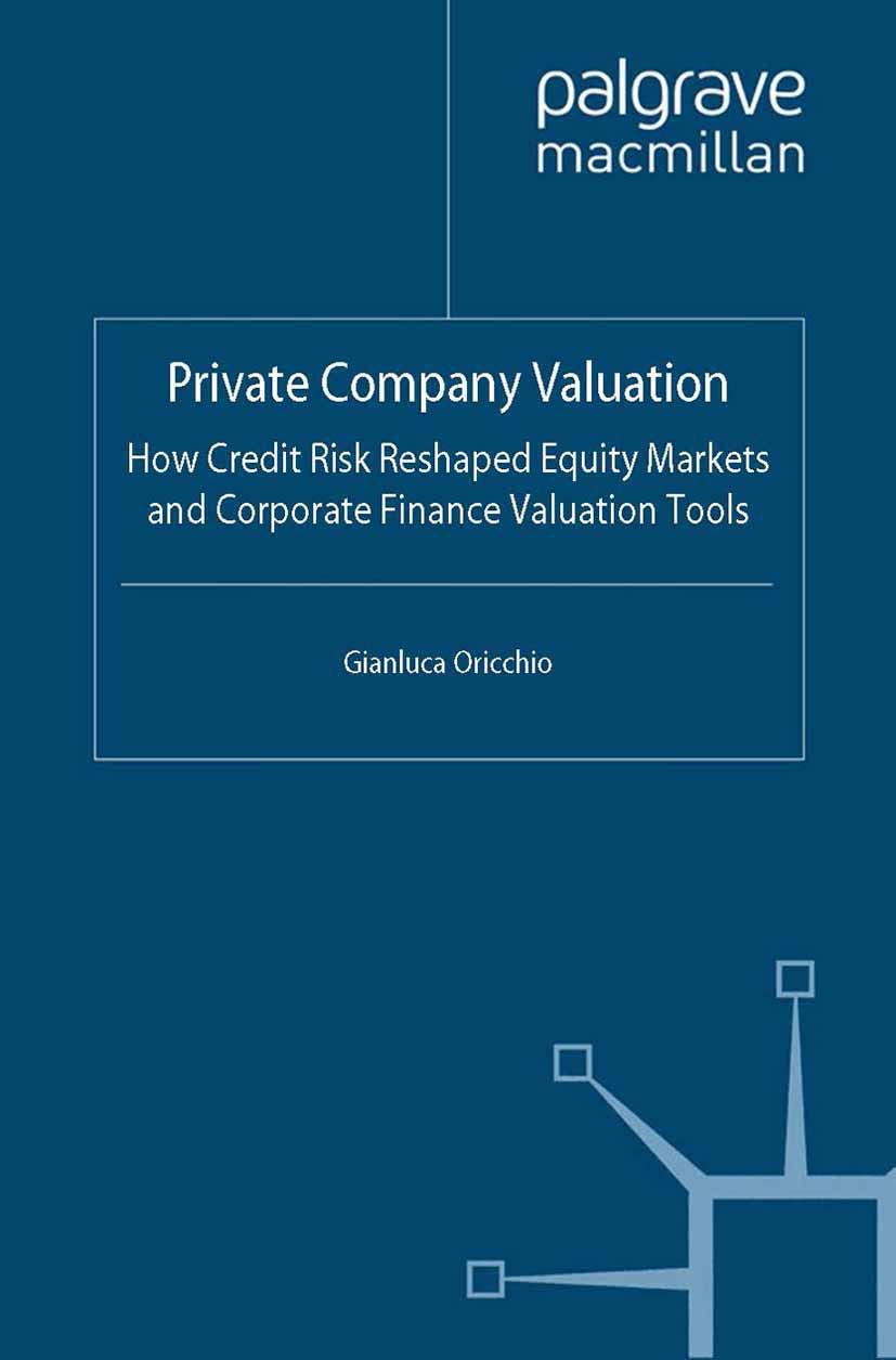 Oricchio, Gianluca - Private Company Valuation, ebook