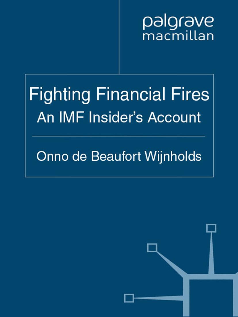 Wijnholds, Onno Beaufort - Fighting Financial Fires, ebook