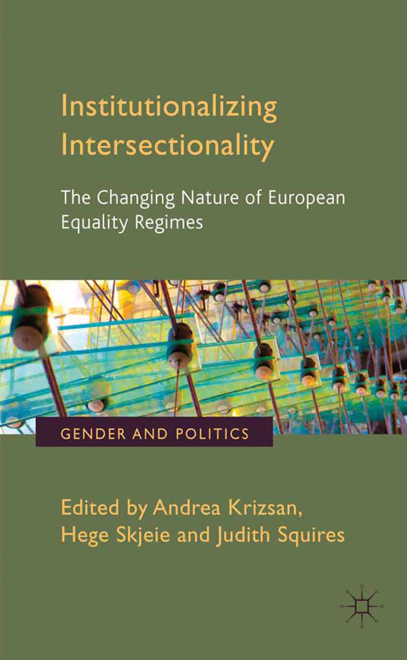Krizsan, Andrea - Institutionalizing Intersectionality, ebook