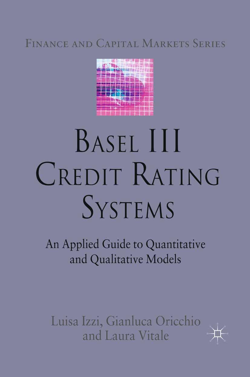 Izzi, Luisa - Basel III Credit Rating Systems, ebook